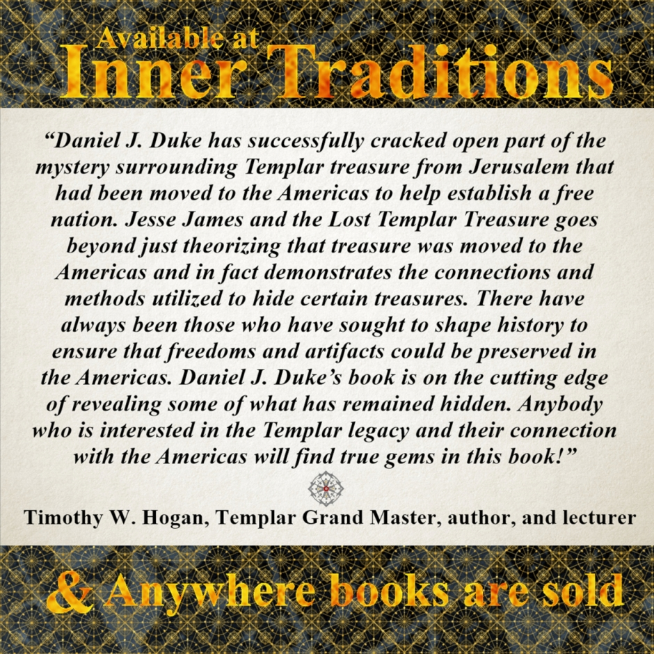 Review by Templar Grand Master, author and lecturer, Timothy W. Hogan