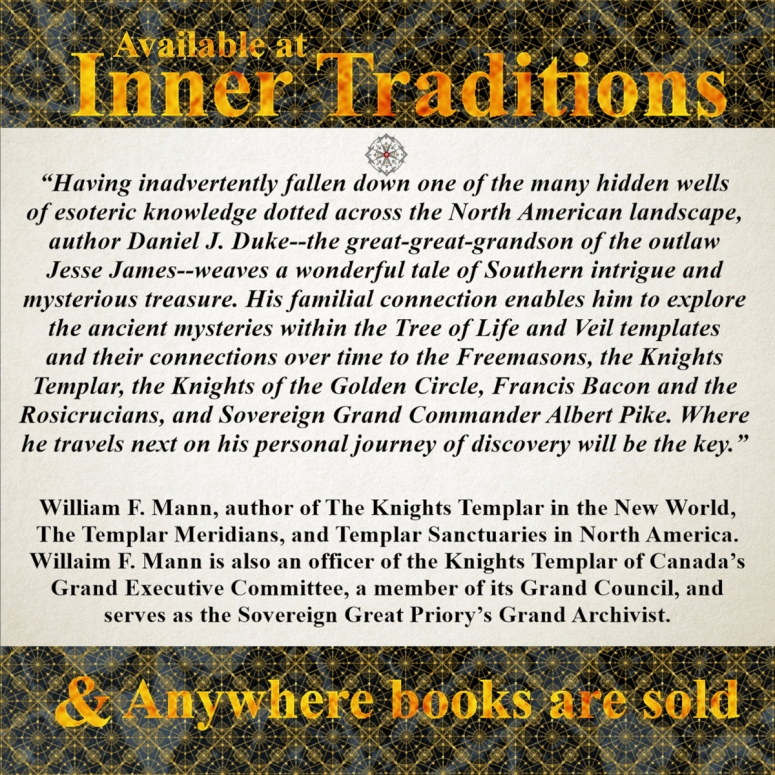 Review by William F. Mann, author, Knight Templar