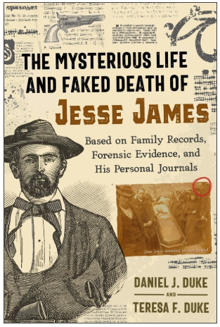 'The Mysterious Life and Faked Death of Jesse James'